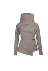 Melow Melow Asymmetrical Jacket-Deluxe