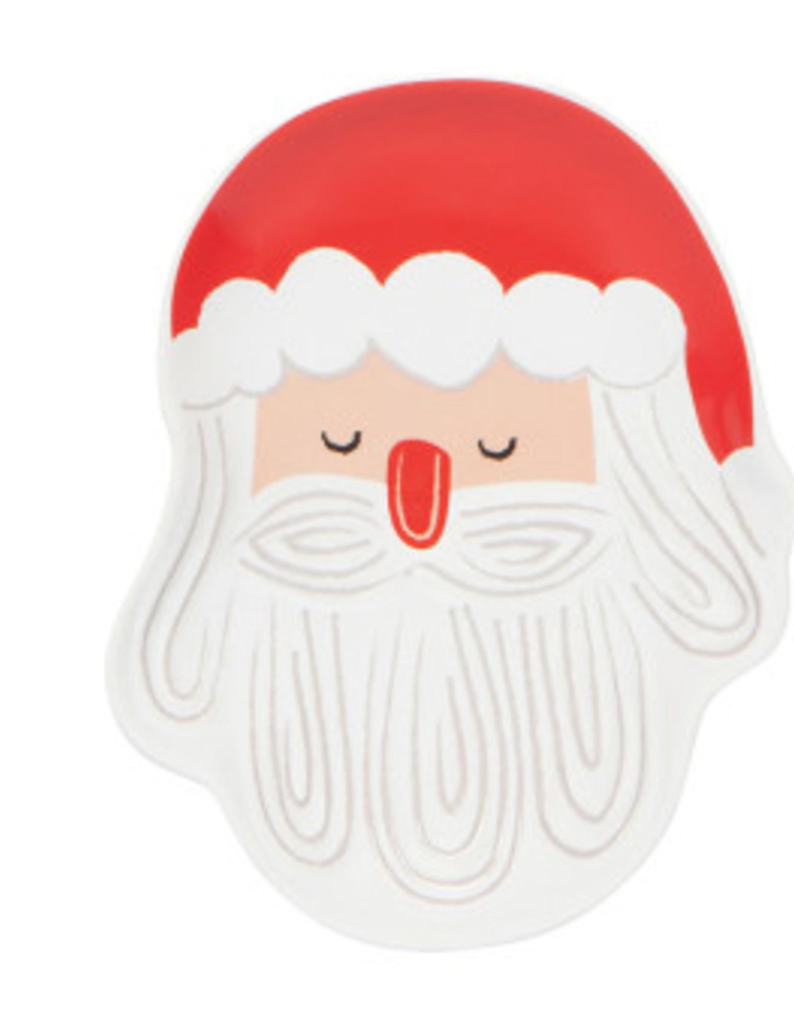 Danica Danica Must Be Santa Shaped Dish-Set 3