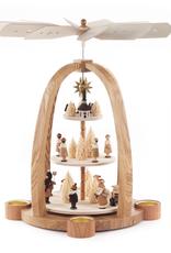 Dregeno Dregeno Christmas Pyramid