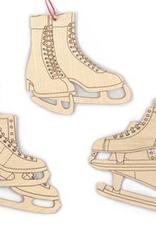 Henderson Dry Goods Henderson Dry Goods Skate Ornament 3pc Set