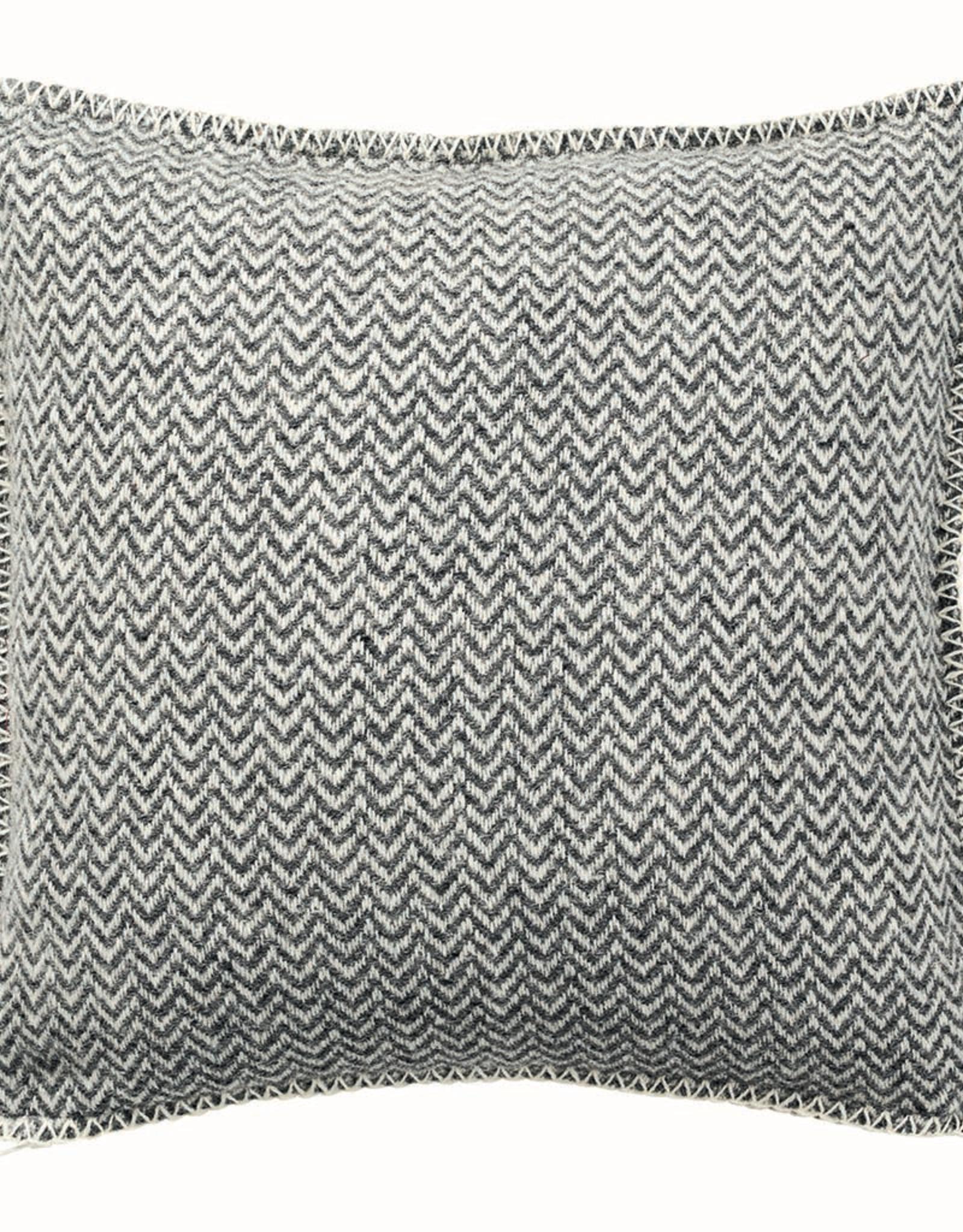 Klippan Klippan Chevron Cushion Cover-Grey