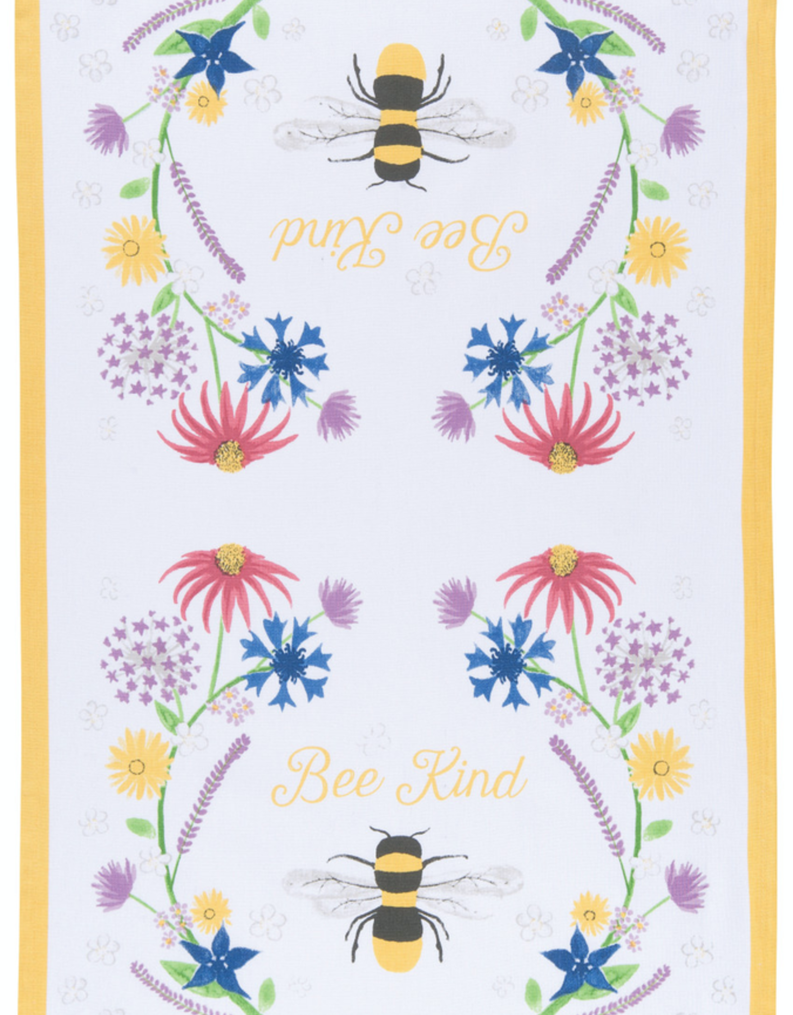 Danica Danica Bee Kind Tea Towel