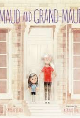 Raincoast Books Raincoast Books Maud And Grand Maud