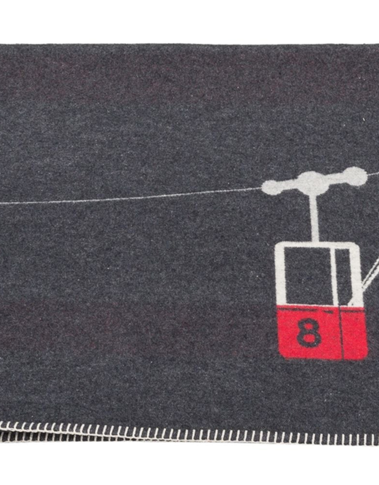 DFT DFT Throw-Cable Car-Charcoal