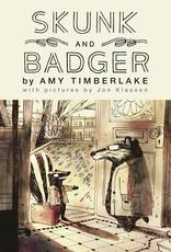 Raincoast Books Raincoast Books Skunk And Badger