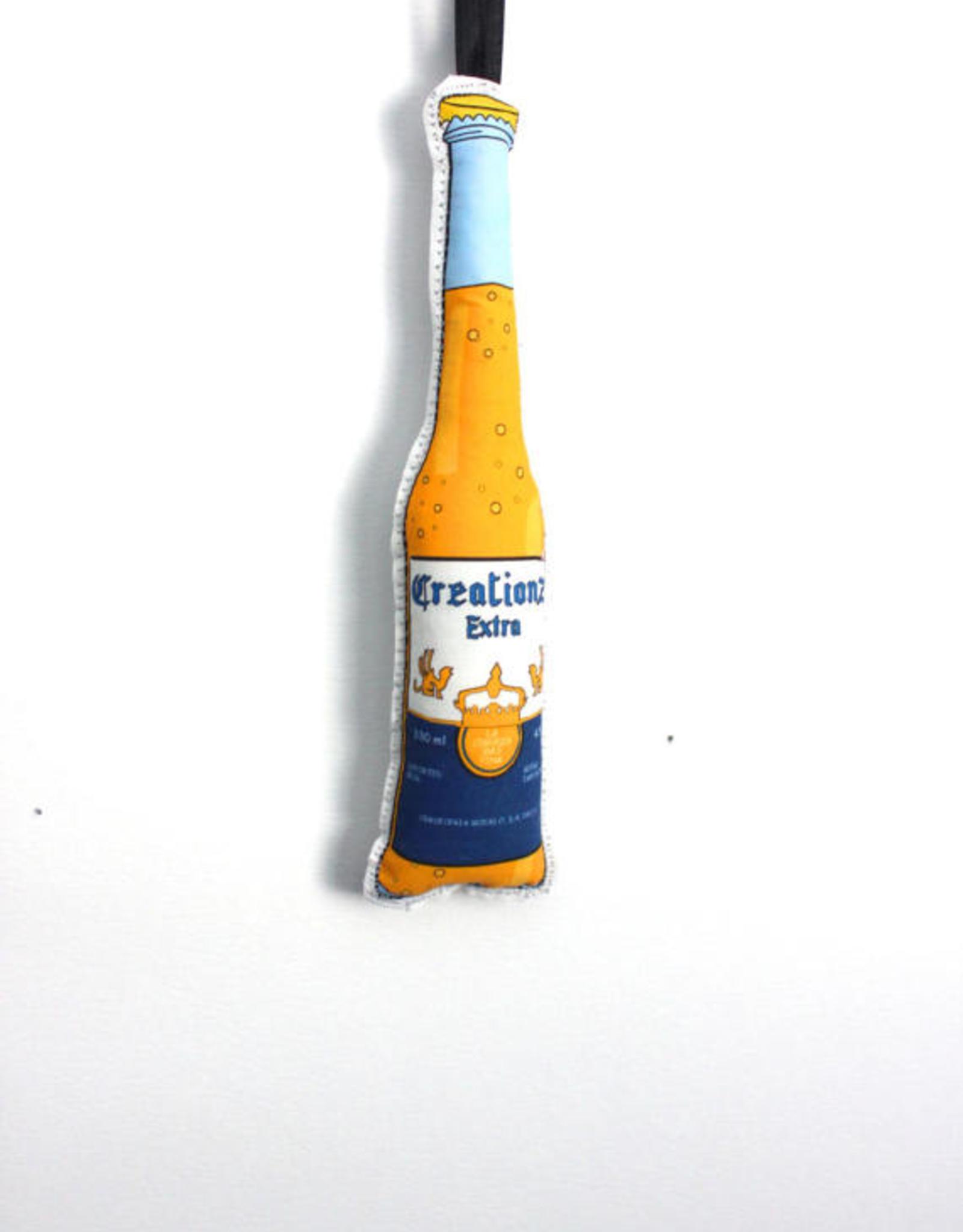 Creationz By Catherine Creationz By Catherine Beer Ornament-Single