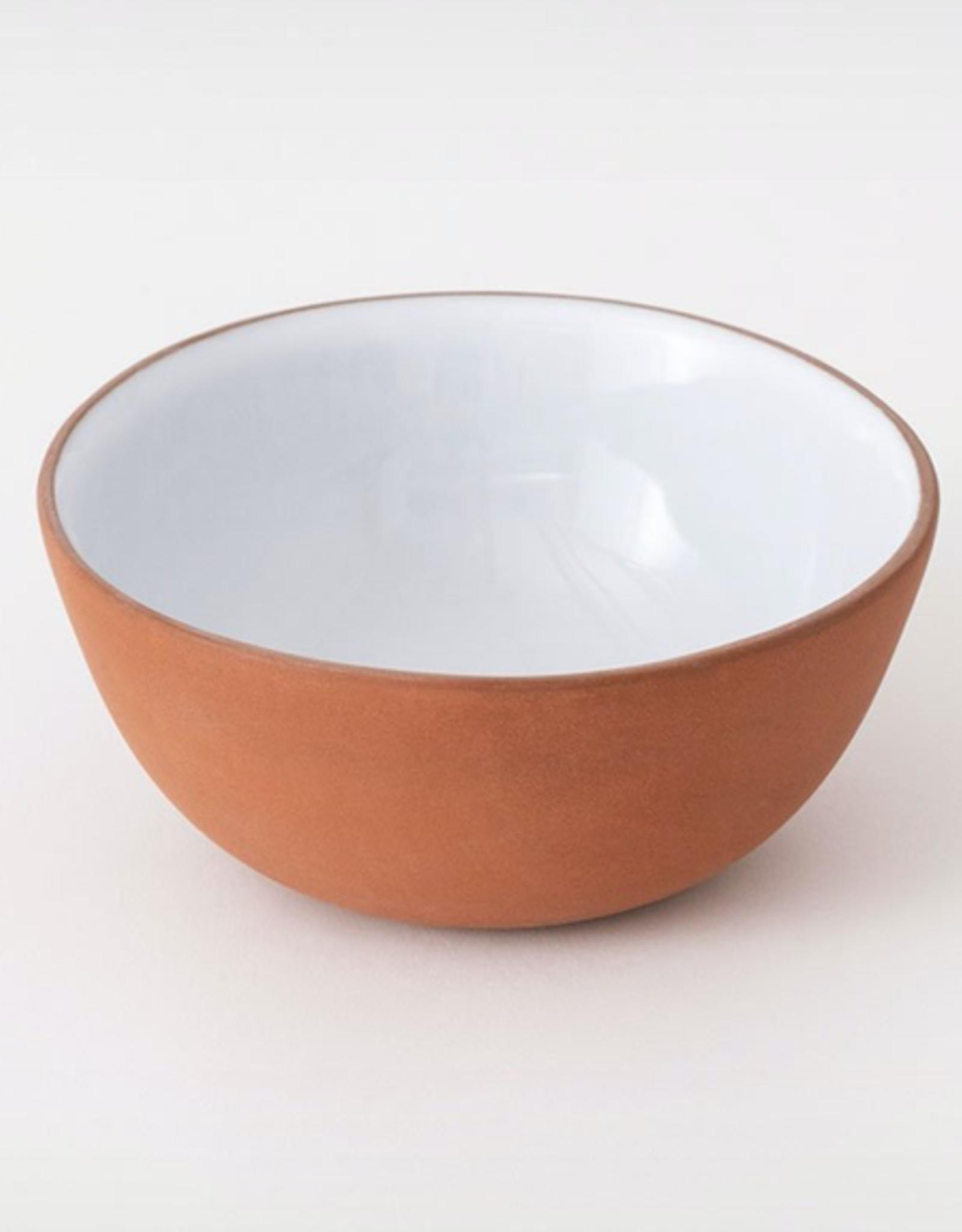EQ3 EQ3 Garrido Stoneware Bowl-Large-Red