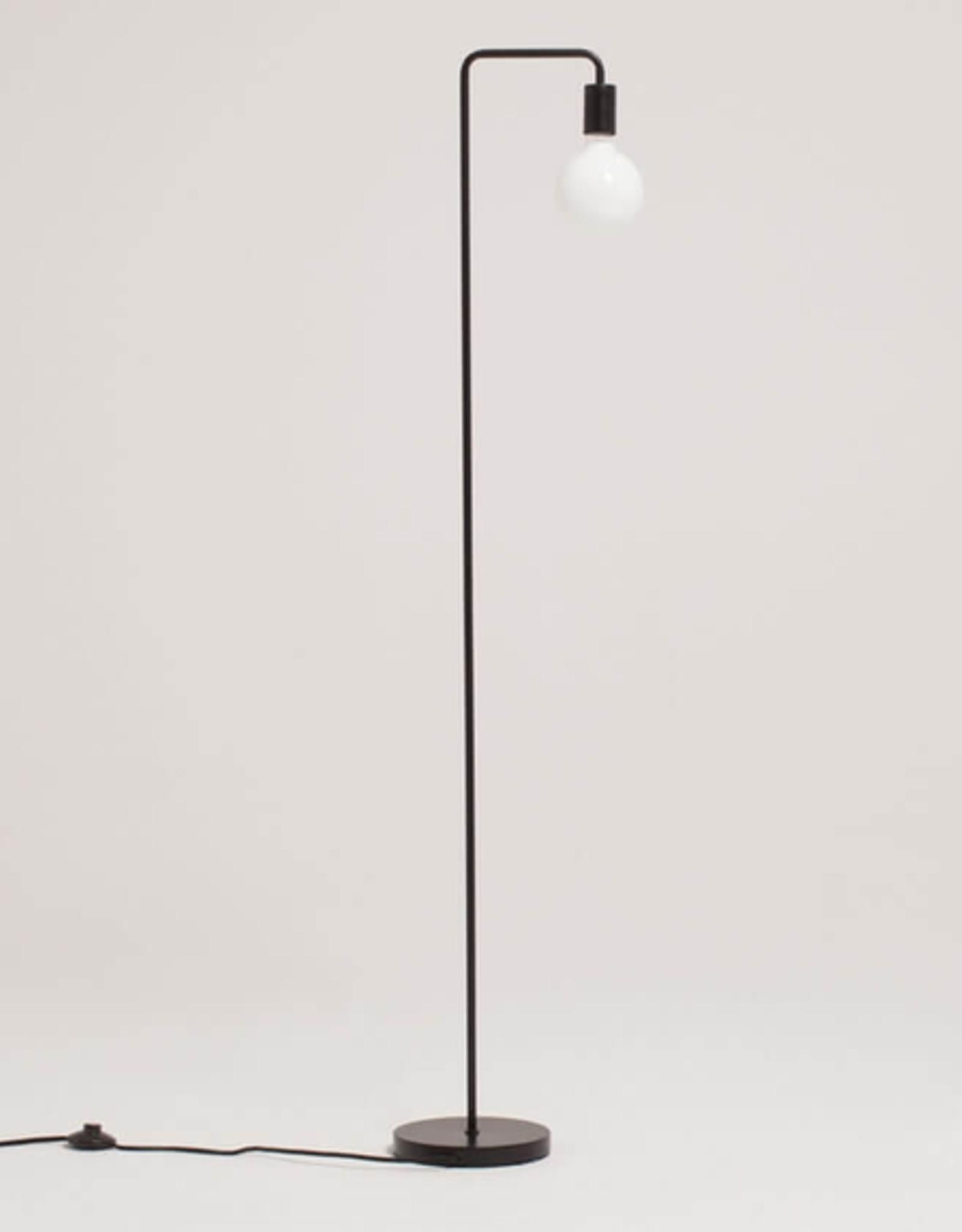 EQ3 EQ3 Metro Floor Lamp-Black