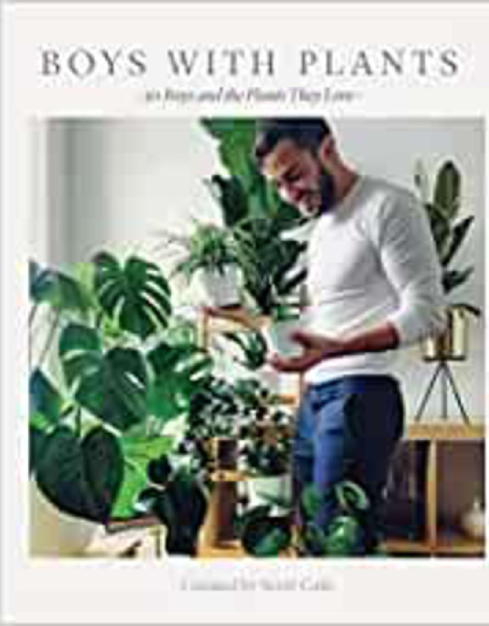 Raincoast Books Raincoast Books Boys With Plants