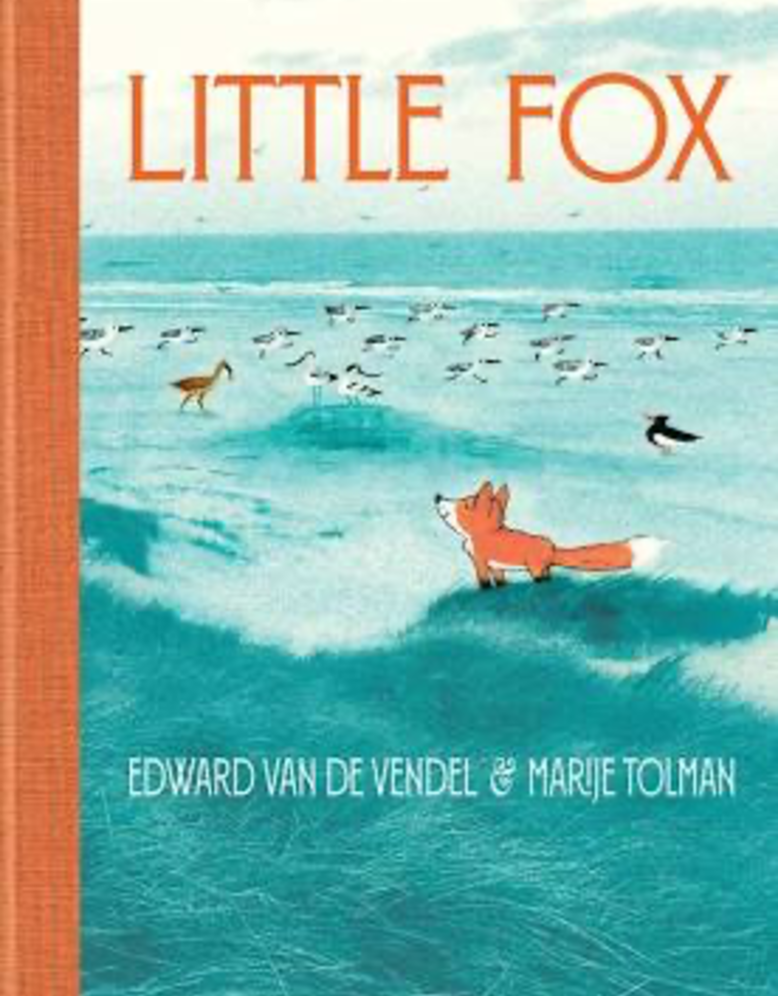 Raincoast Books Raincoast Books Little Fox