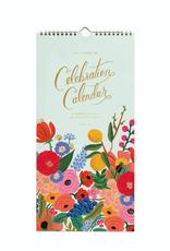 Rifle Paper Rifle Paper Celebration Desk Calendar