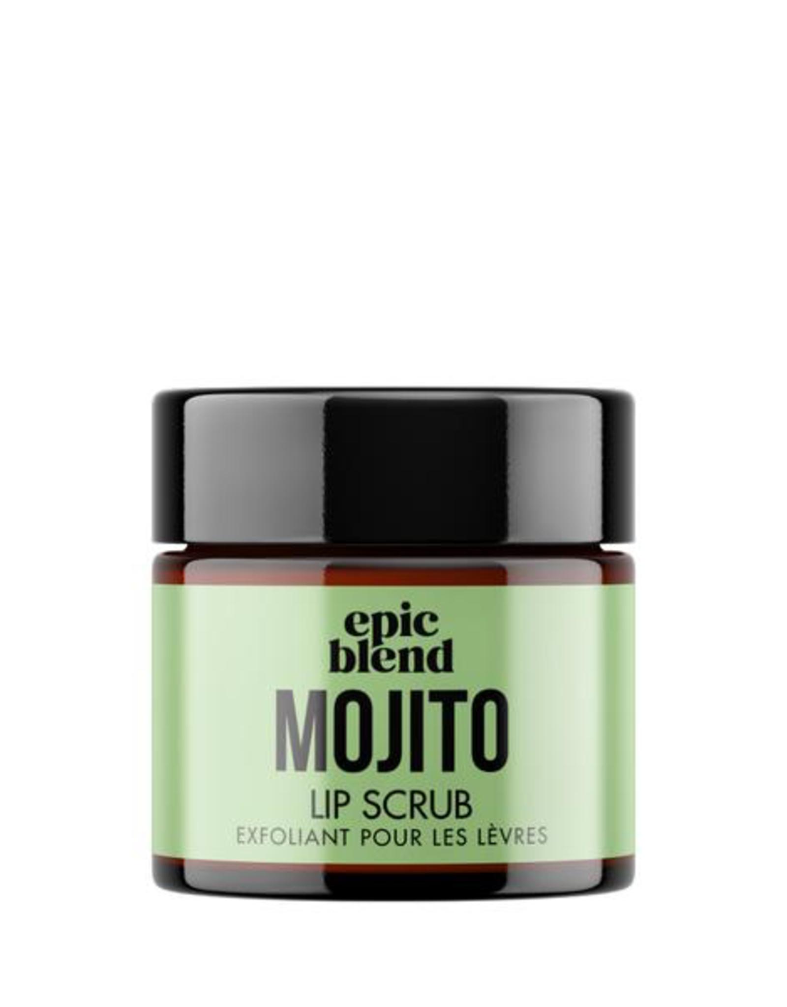 Epic Blend Lip Scrub-Mojito