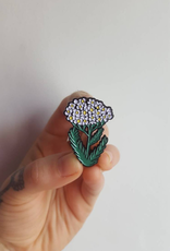 The Foragers Club The Foragers Club Yarrow Pin