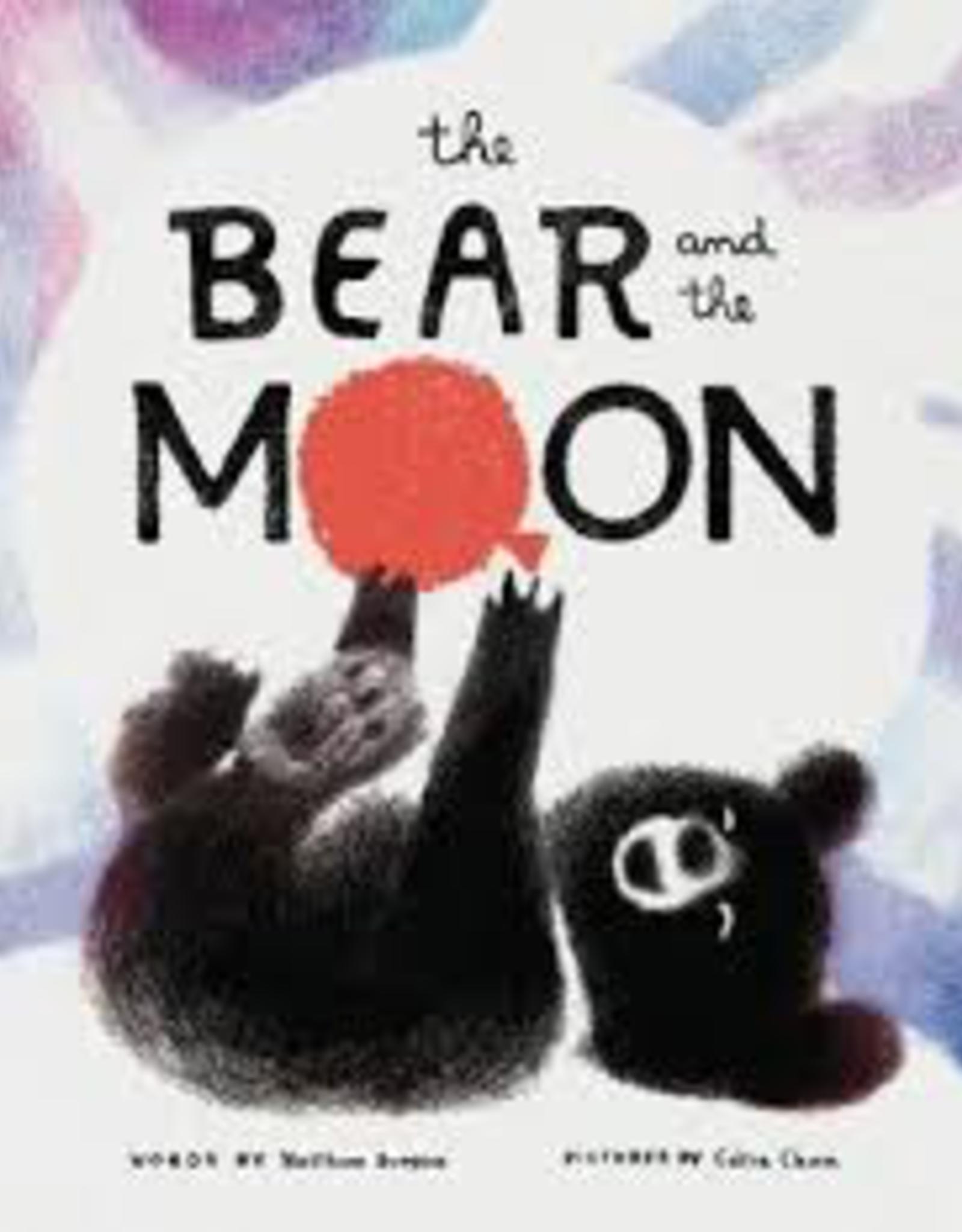 Raincoast Books Raincoast Books Bear And The Moon