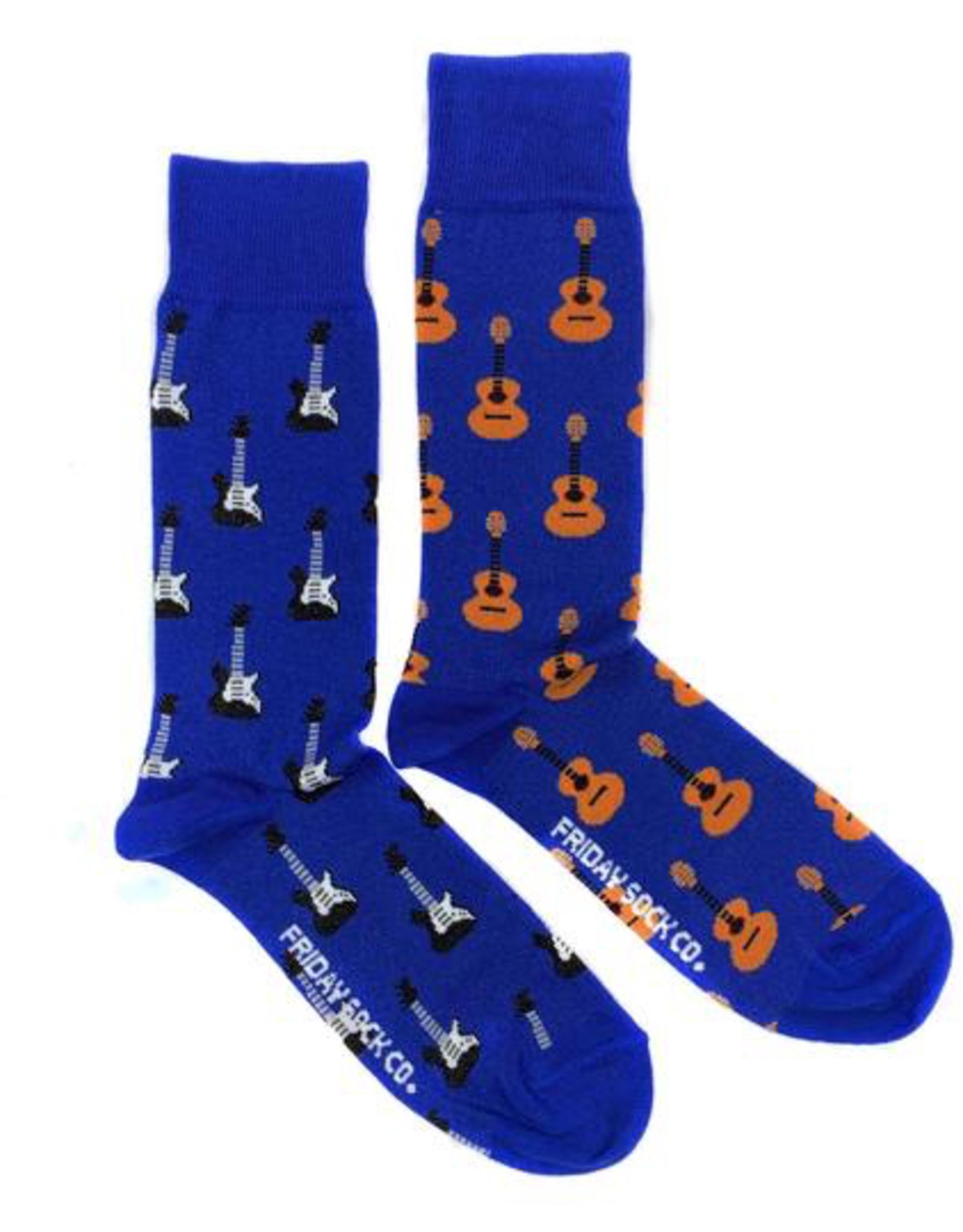 Friday Sock Co Friday Sock Co Guitar Socks