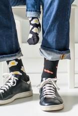 Friday Sock Co Bacon And Egg Socks