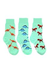 Friday Sock Co Dino Kids Socks-Age 2-4