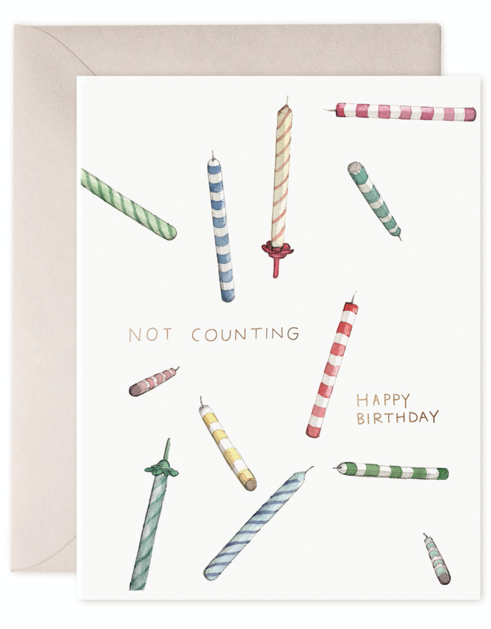 Paper E Clips Paper E Clips Not Counting Card-BD261
