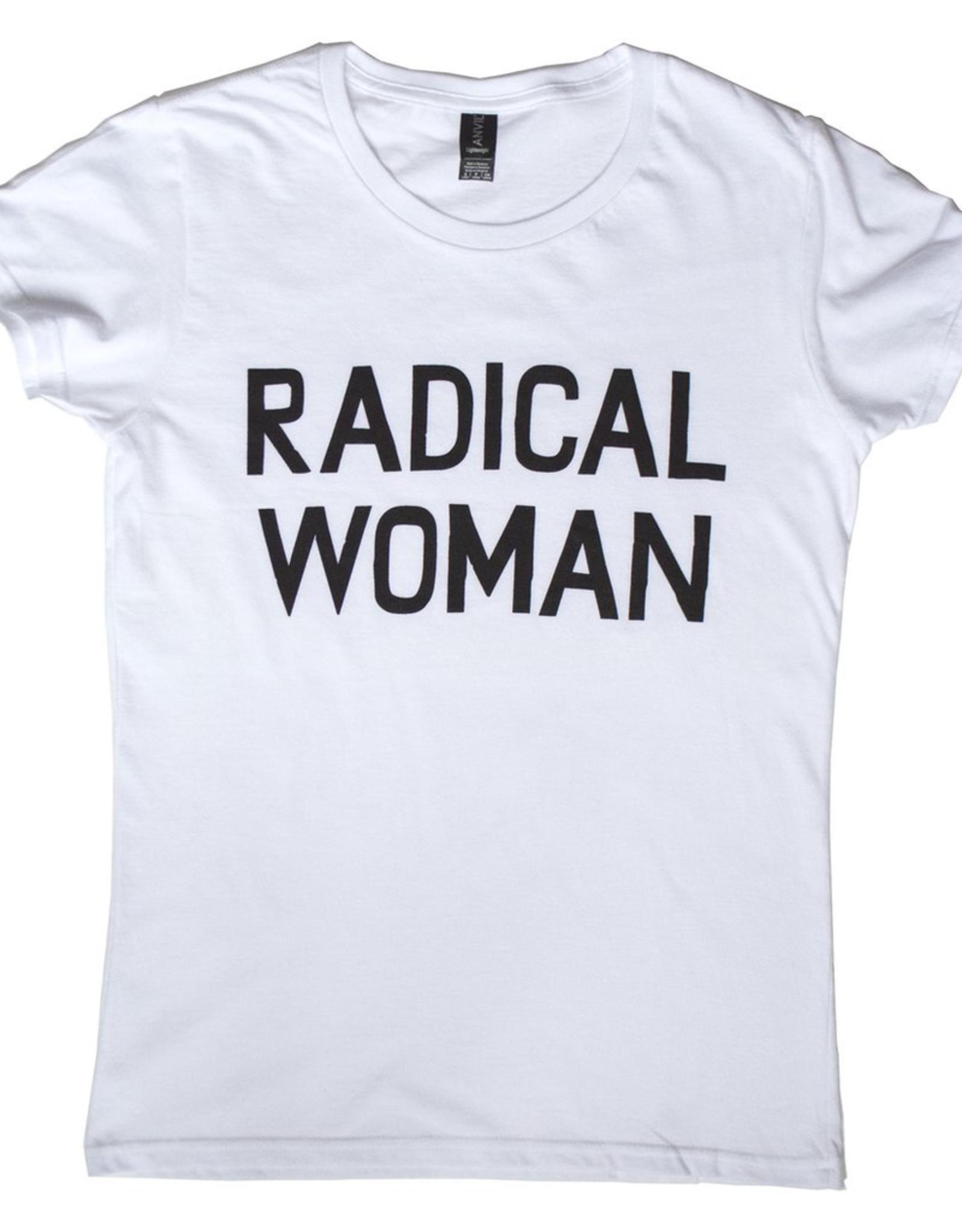 Banquet Workshop Banquet Workshop Radical Women Tshirt-Text
