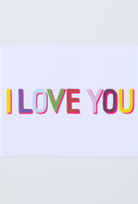 Banquet Workshop Banquet Workshop I Love You Card