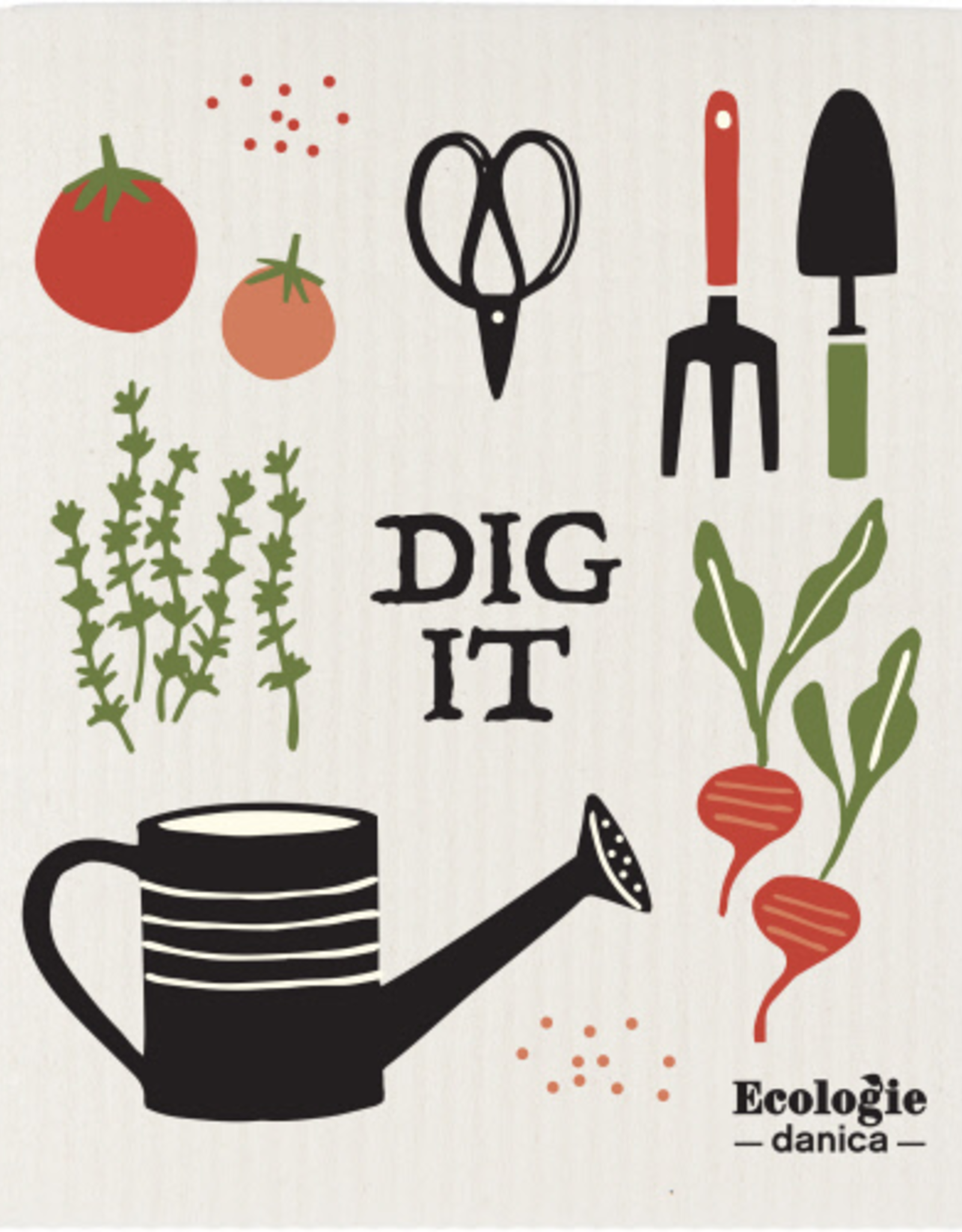 Danica Danica Garden Dishcloth