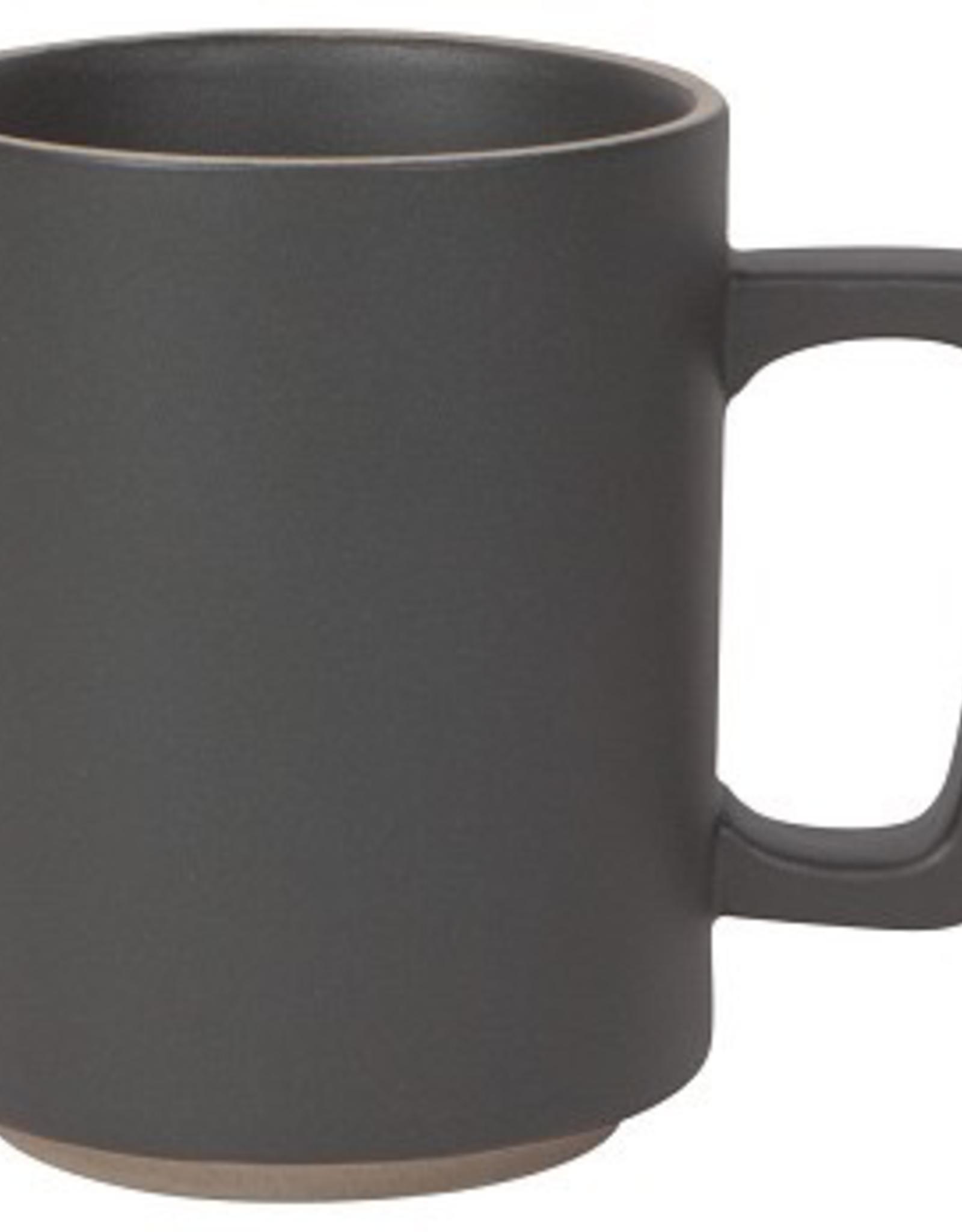 Danica Danica Contour Tall Matte Black Mug