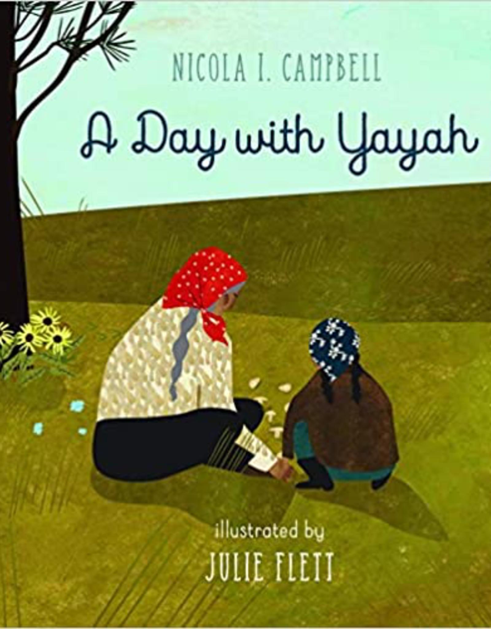 Raincoast Books Raincoast Books A Day With Yayah