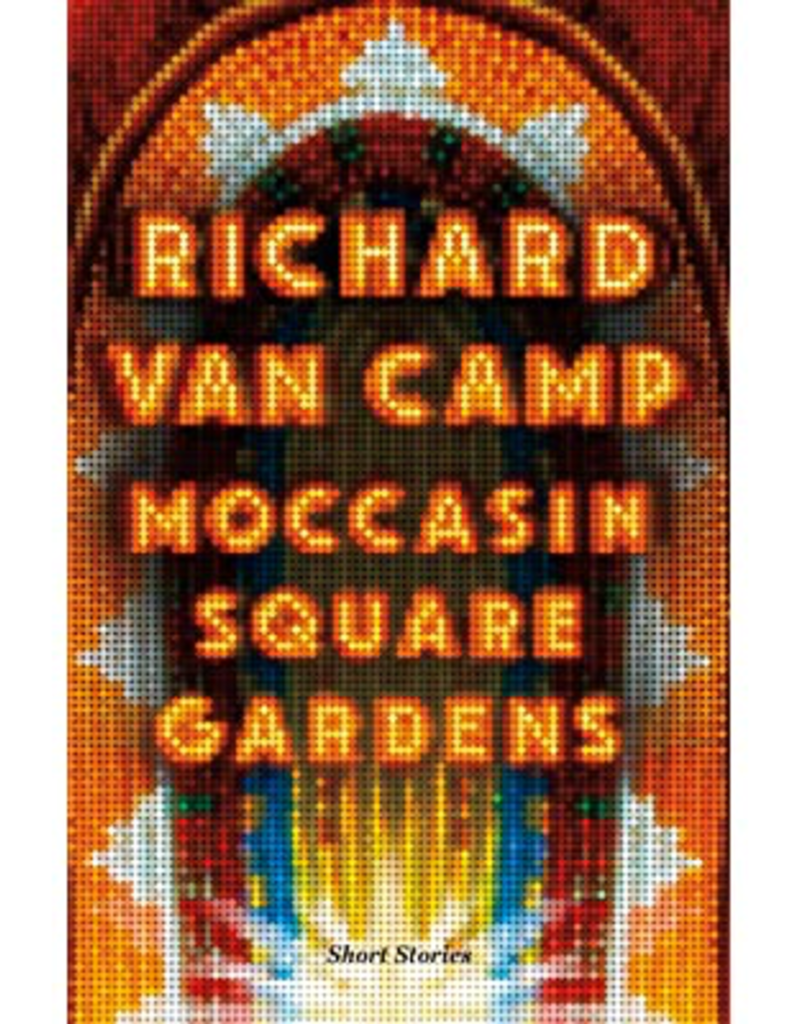 Raincoast Books Raincoast Books Moccasin Square Garden