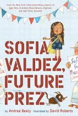 Raincoast Books Raincoast Books Sofia Valdez Future Prez