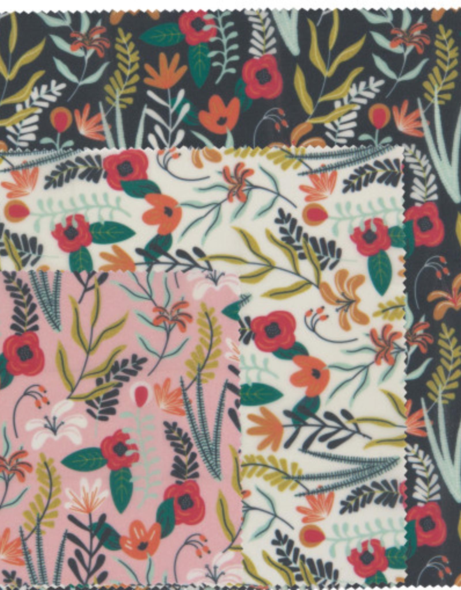 Danica Danica Beeswax Wrap-Floral Set 3