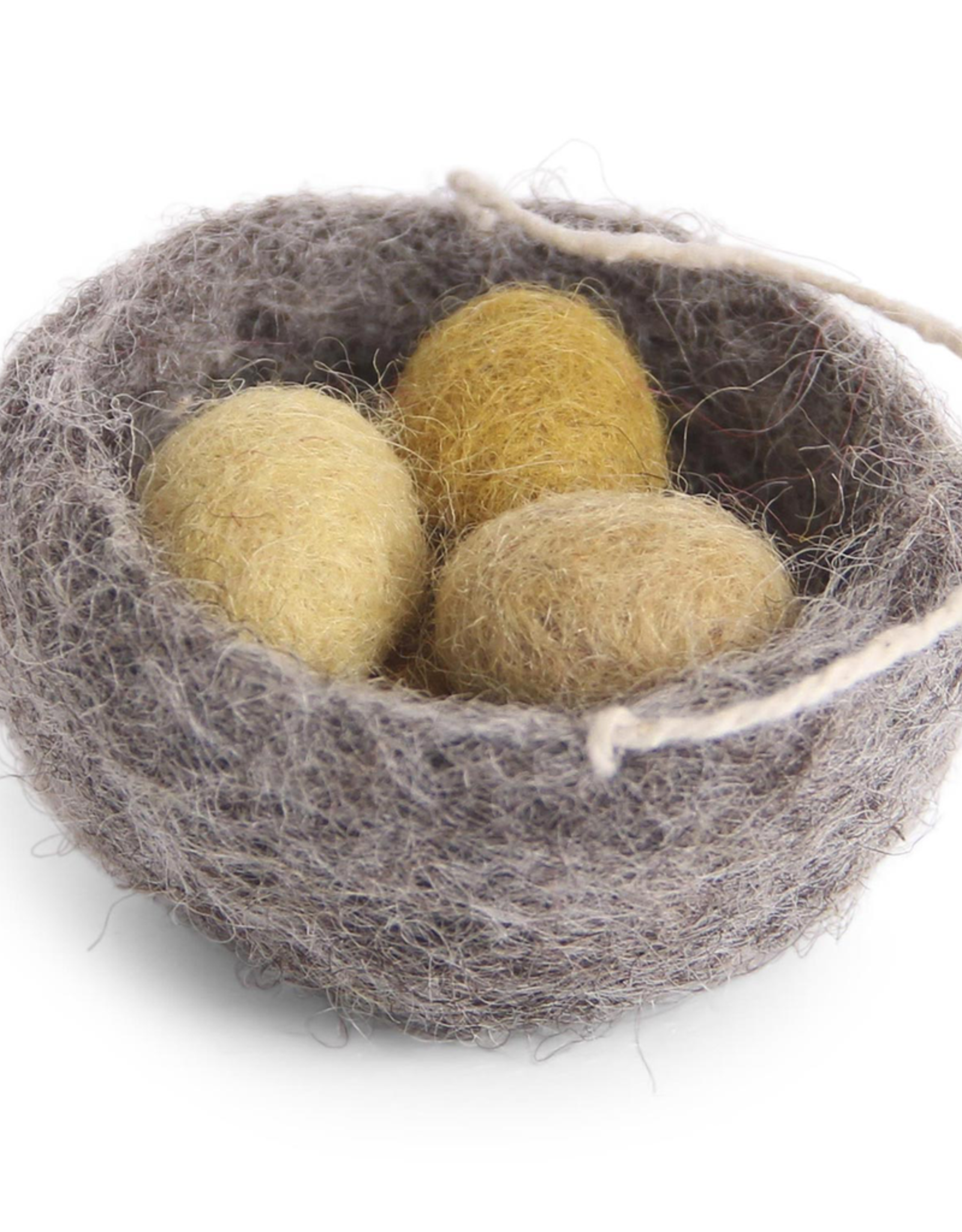 EGS EGS Nest With Yellow Eggs