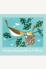 Raincoast Raincoast Books Birds & Words