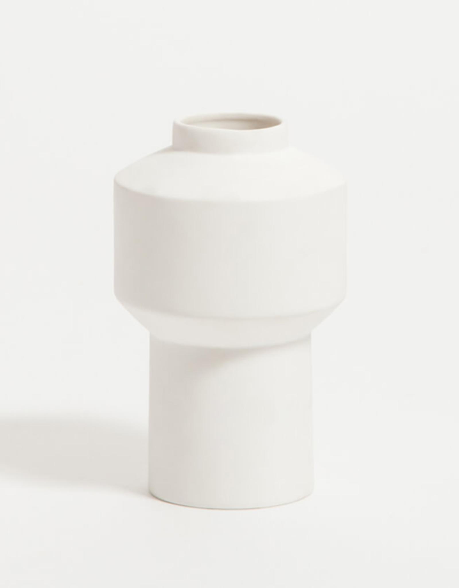 EQ3 EQ3 Posey Vase-White