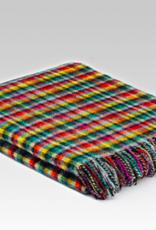 McNutt McNutt Geranium Wool Blanket