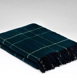 McNutt Irish Wool Blanket - Ivy Garden