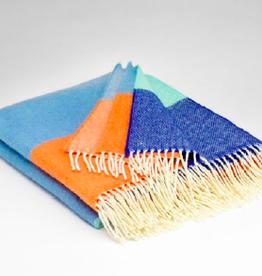 McNutt Irish Wool Blanket - Jellybean