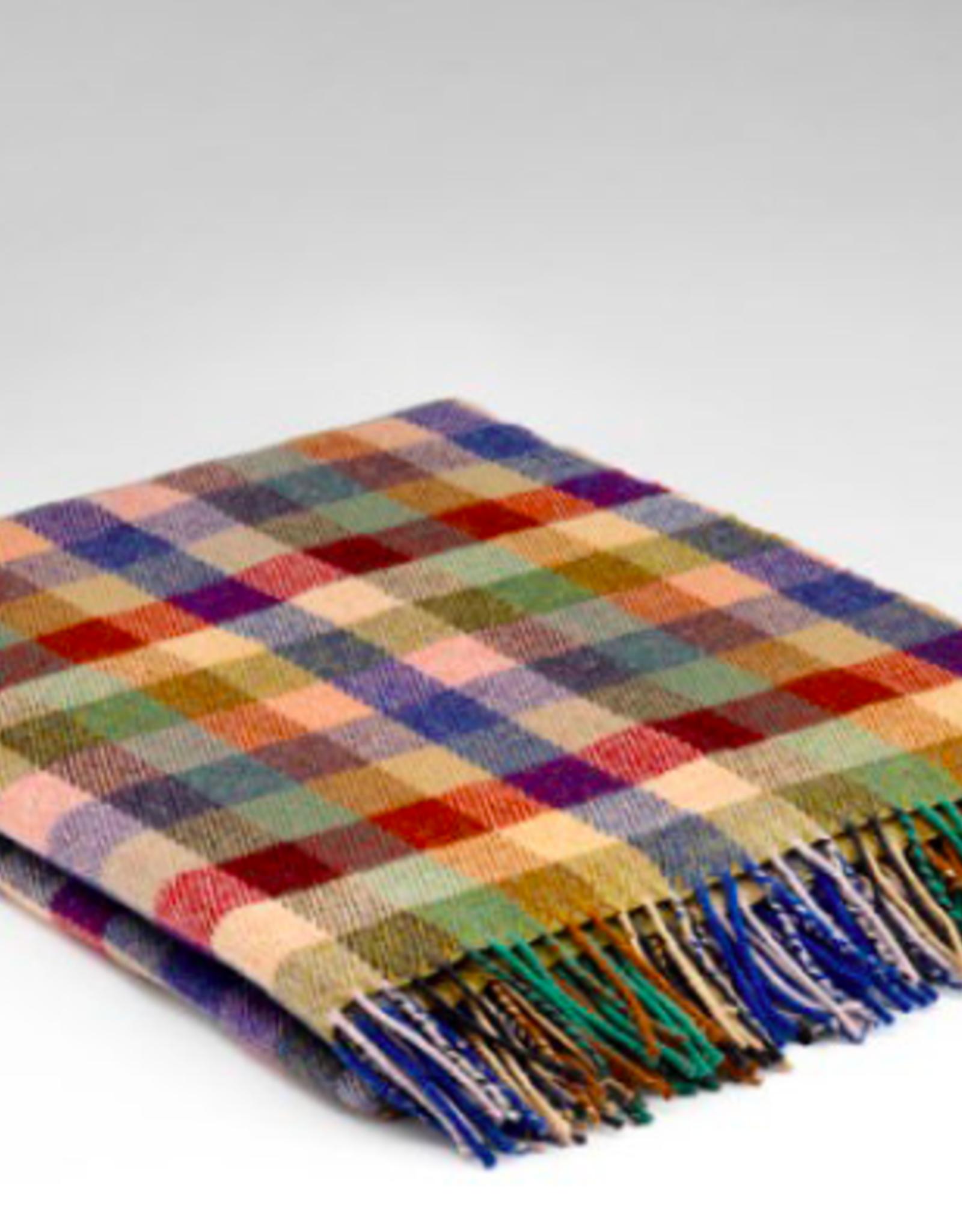 McNutt McNutt City Plaid Blanket