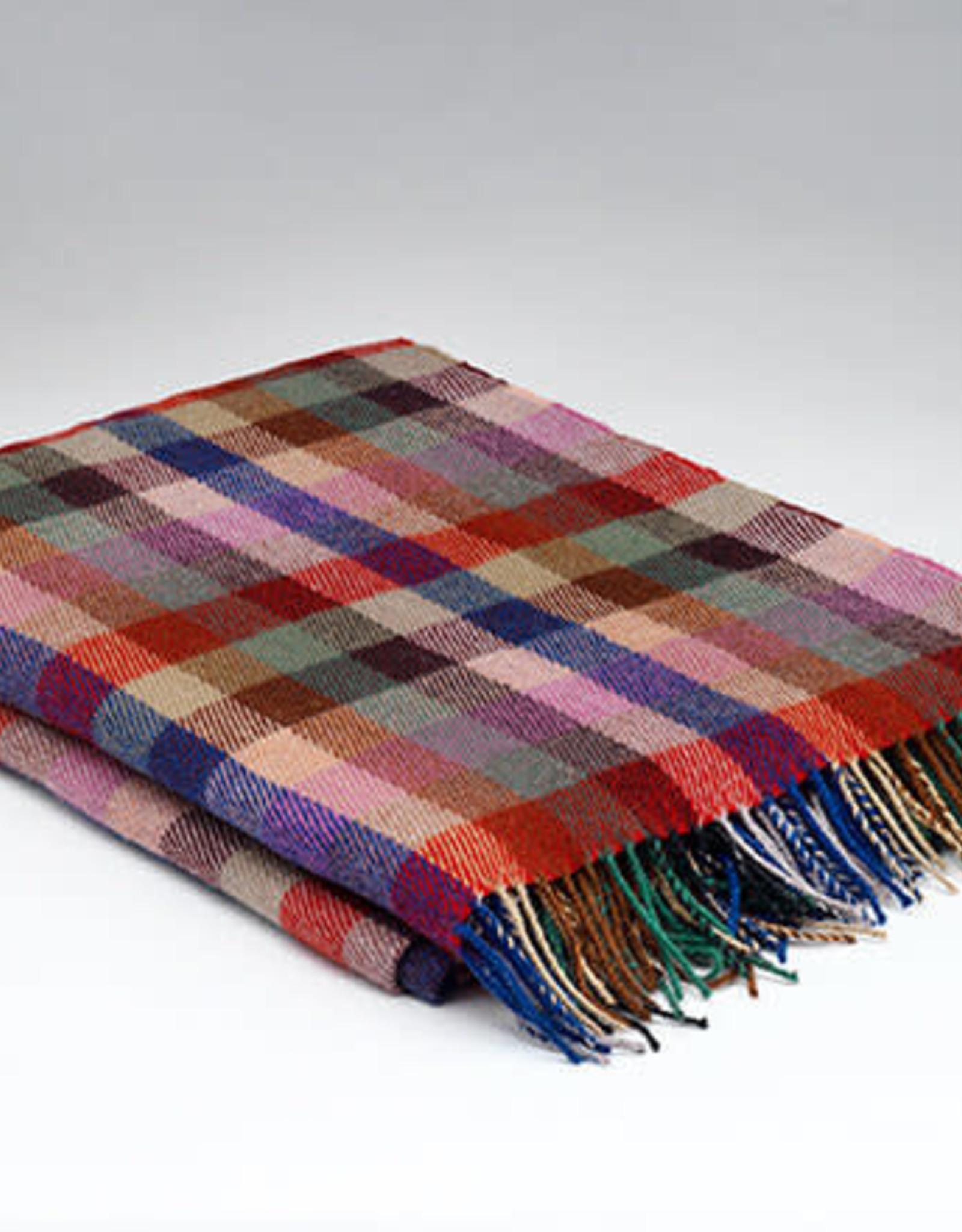 McNutt McNutt Suburban Plaid Blanket