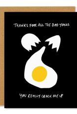Badger & Burke Badger & Burke Dad Yolks Card