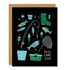 Badger & Burke Reel Cool Dad Card