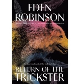 Raincoast Books Return Of The Trickster