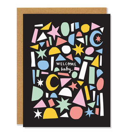 Badger & Burke Welcome Baby Card