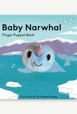 Raincoast Books Raincoast Books Baby Narwhal Finger Puppet Book