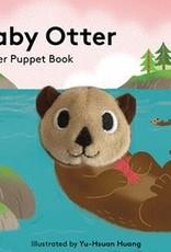 Raincoast Books Raincoast Books Baby Otter Finger Puppet Book