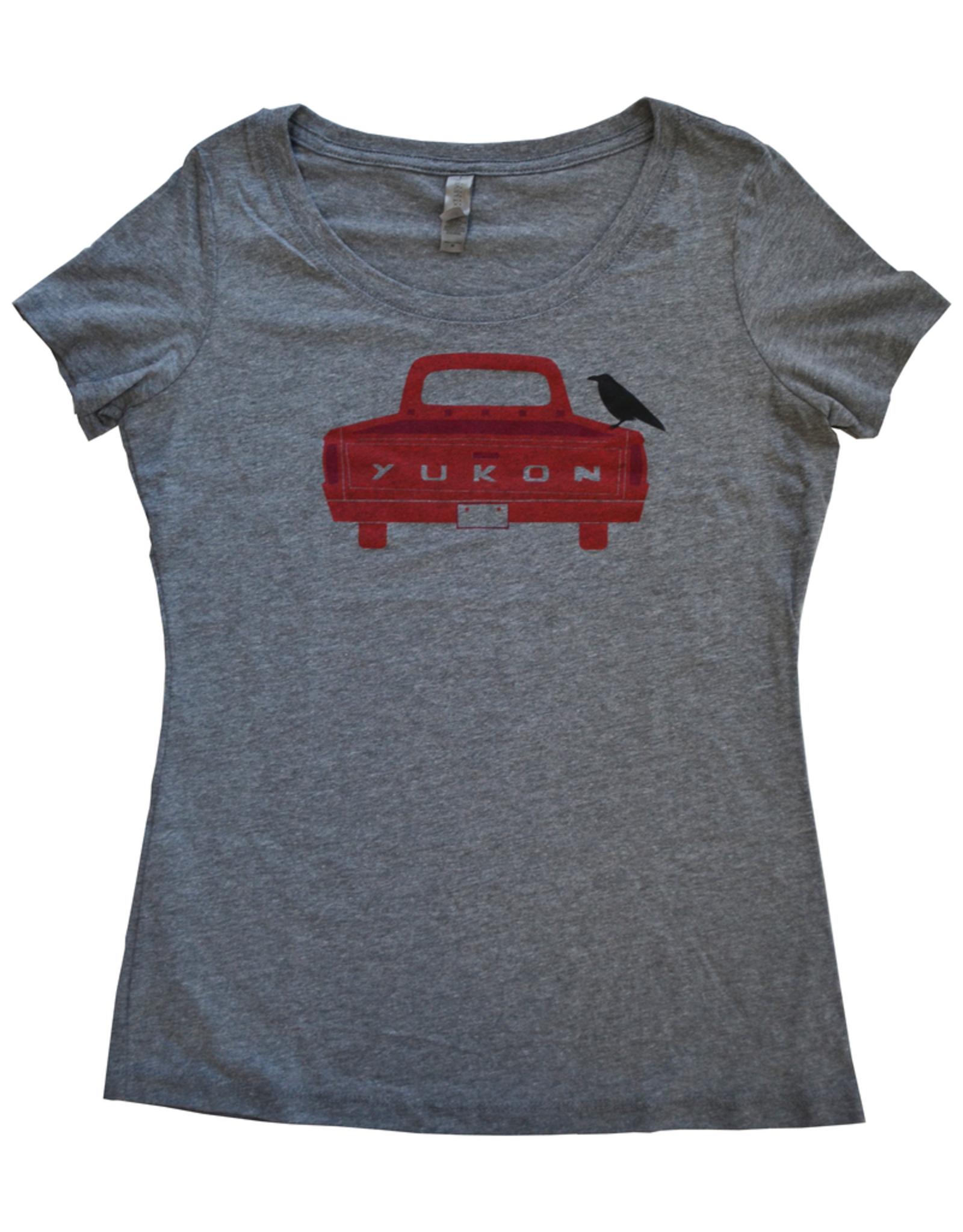 The Collective Good TCG Women's Yukon Truck Tshirt