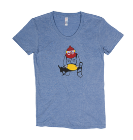 The Collective Good TCG Women's Yukon Cornelius Tshirt