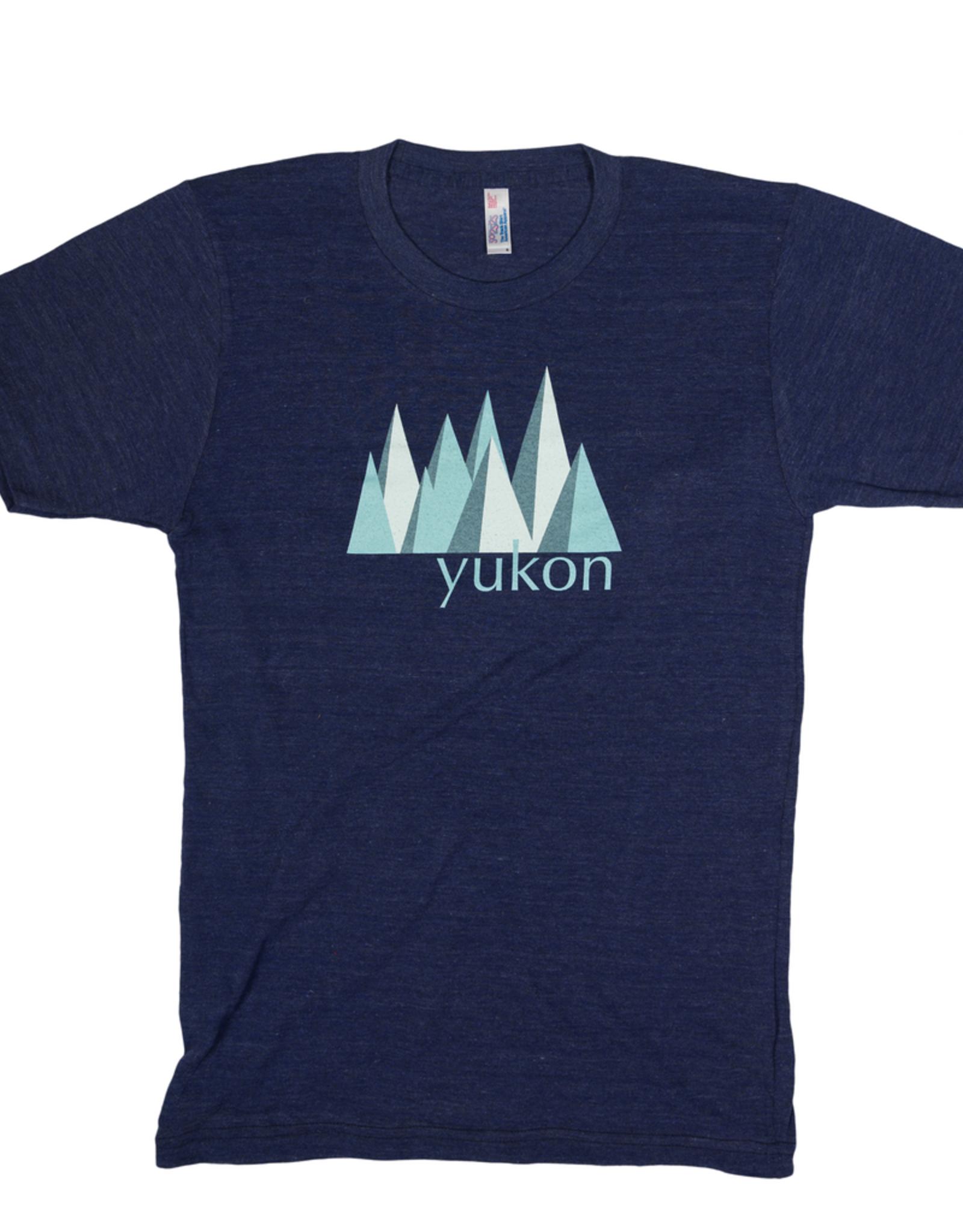 The Collective Good TCG Men's Yukon Blue Mountain Tshirt