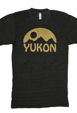 The Collective Good TCG Men's Yukon Gold Mountain Tshirt