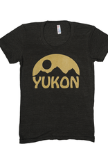 The Collective Good TCG Women's Yukon Gold Mountain Tshirt