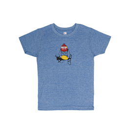 The Collective Good TCG Kid's Yukon Cornelius Tshirt